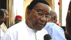 Jim Nwobodo 300x169 - #EndSARS: Ex-Governor Of Anambra, Jim Nwobodo Sends Warning To Buhari Over Attack On Youths