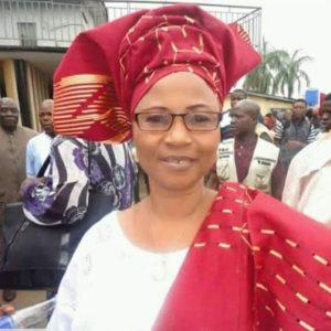 Kuburat Eniola 300x300 - Popular Nollywood Actress Is Dead