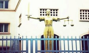Lagos High Court Igbosere 300x180 - Justice Morrison Ighodalo Is Dead