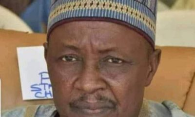 JUST IN: Zamfara PDP Chairman Is Dead