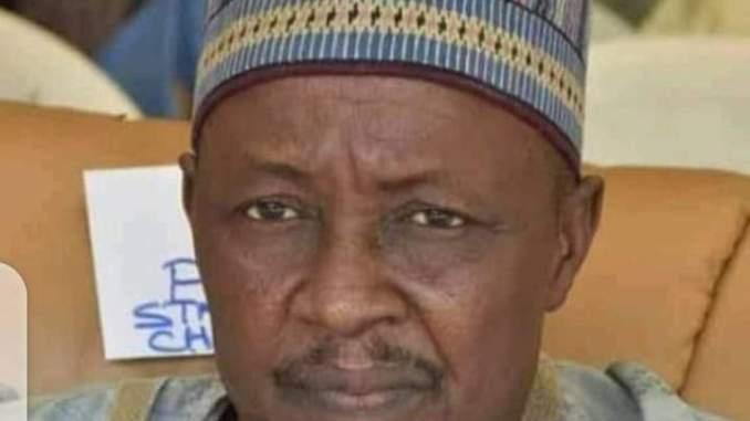 JUST IN: Zamfara PDP Chairman Is Dead