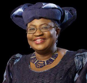 WTO DG: US Leaders Write Biden To Back Okonjo-Iweala