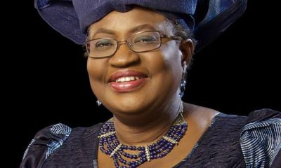 WTO DG: US Leaders Write Biden To Back Okonjo-Iweala