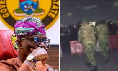 #LekkiMassacre: Nothing Wrong Asking Army For Help In Lagos ― Sanwo-Olu