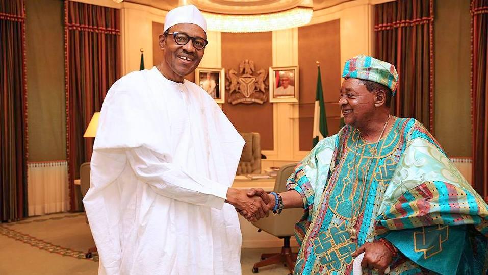 How Buhari Killed #EndSARS Protesters At Lekki Toll Gate - Alaafin Of Oyo