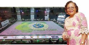 Princess Adedayo Adefulu 300x154 - How We Baked Record-Breaking 60,000 Cupcakes For Nigeria's Independence Anniversary – Adefulu