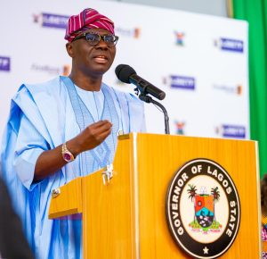 SANWO OLU LAGOS 300x290 - Lagos: Respect Curfew During Cross-over Services – Sanwo-Olu Warns Churches
