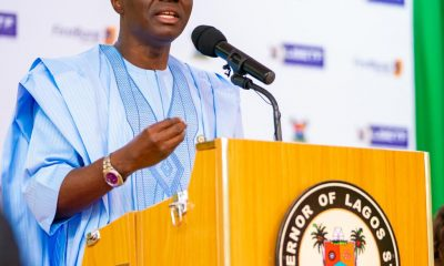 JUST IN: Sanwo-Olu Announces Gradual Easing Of Curfew In Lagos