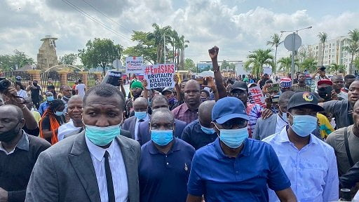 Governor Sanwo-Olu Vows To Get Justice For Victims Of SARS Brutality
