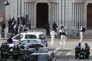"""Three dead in an Islamist attack on a church 300x200 - Three Dead In An """"Islamist"""" Attack On A Church In France"""