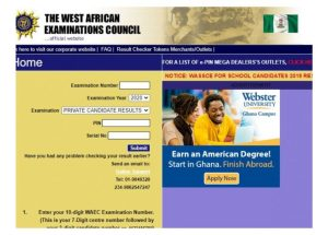 WAEC 2020 300x215 - WAEC Result: 7 Simple Steps To Check 2020 SSCE Result