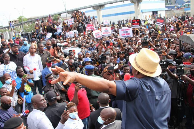 How #EndSARS Protest Exposed Nigeria Cannot Defeat Boko Haram - Gov. Wike