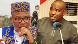Wike and Nnamdi Kanu 300x169 - Nnamdi Kanu Accuses Wike Of Ordering Security Operatives To Kill IPOB Members