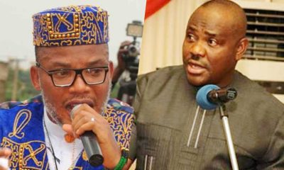 'It's Highly Dangerous' - Nnamdi Kanu Explodes Over Wike's Order On IPOB