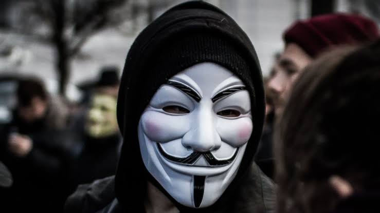 #EndSARS: Anonymous Confirms Hacking CBN, EFCC Websites