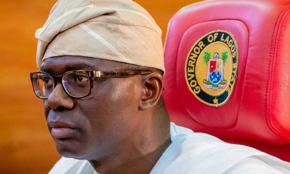 COVID-19: Gov. Sanwo-Olu Directs Civil Servants To Work From Home, Extend Ban On Worship Centres