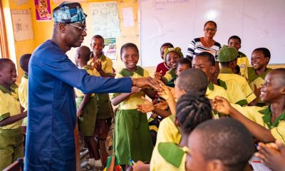 Breaking: Sanwo-Olu Shuts Schools In Lagos Over #EndSARS Protests