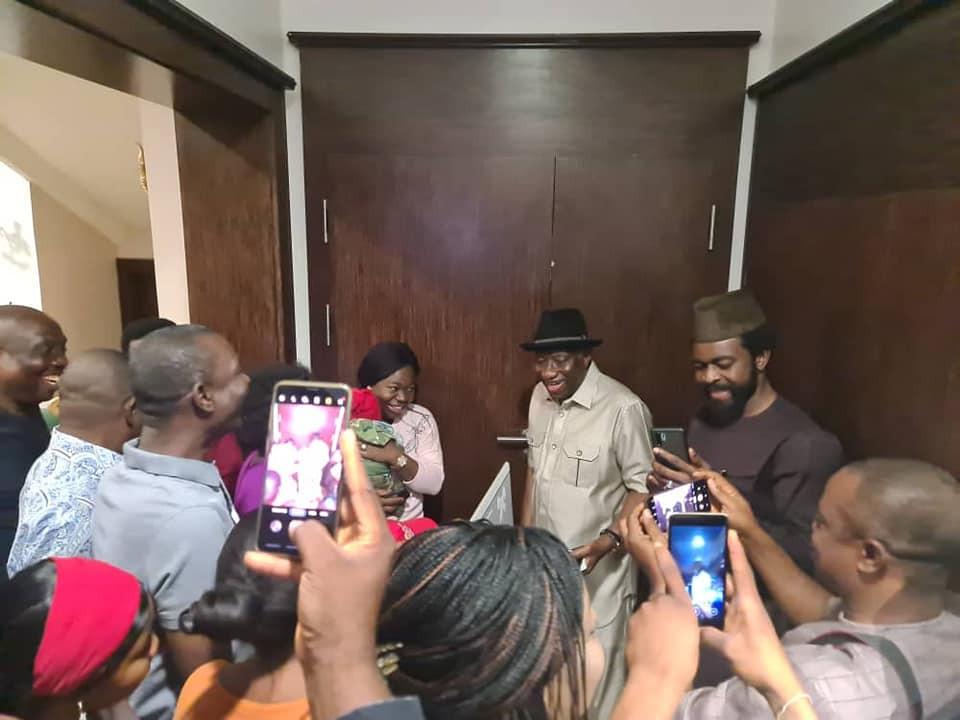 5fb7956e3a409 - See Photos As Fmr. President Goodluck Jonathan Turns 63