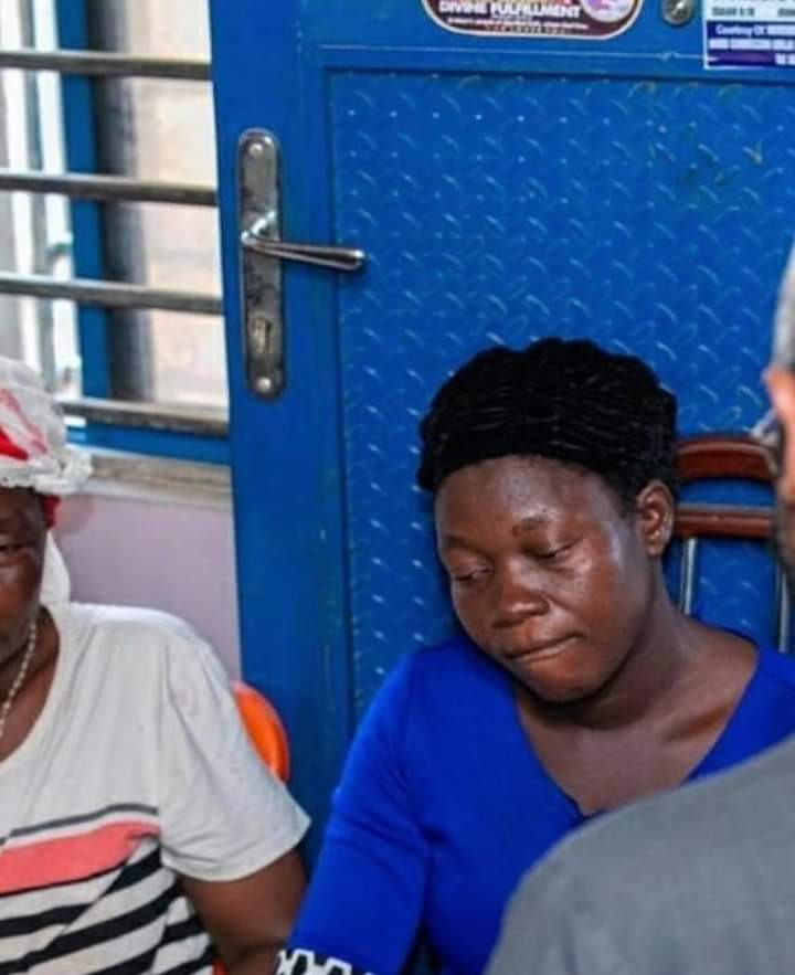 5fba21859a3ce - Gbajabiamila Visits Family Of Vendor Killed By His Aide
