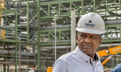 USA Bombs Dangote, Says His Business Structure Harmful To Nigeria