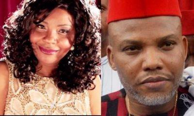 Biafra: Like Uche Mefor, Nnamdi Kanu's Secretary, Amaka Ekwo Resigns