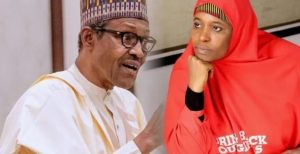 Buhari and Aisha Yesufu 300x154 - Lekki: How Buhari Can Stop EndSARS Protest – Aisha