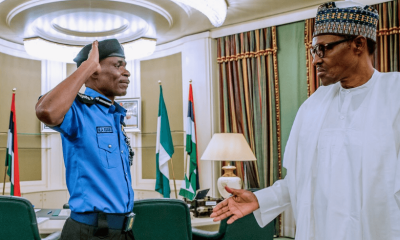 JUST IN: Why Buhari Extended IGP Adamu's Tenure - Police Affairs Minister
