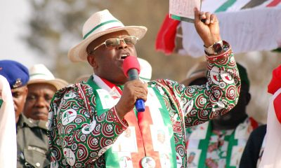 Gov Umahi: I Want To Retire From Politics In 2023 But...