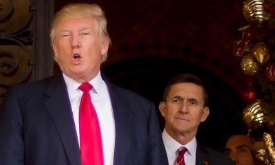 Donald Trump and Michael Flynn
