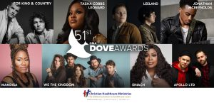 DoveAwards2020 PerformerAnnouncement PressReleaseHeader1 FINALFINALFINAL 300x145 - FULL LIST: Winners At The 2020 Gospel Music Association Dove Award