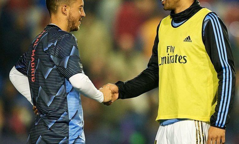 Real Madrid Stars, Casemiro, Hazard Contract Coronavirus