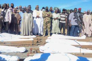 FB IMG 1606643654456 300x200 - Zabarmari Attack: Religious Scholars Say Buhari Has Failed On Security Grounds