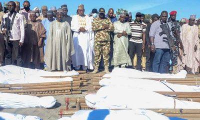 Borno Killing: UN Makes U-Turn On '110' Casualty Figure