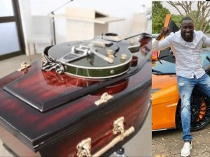Ginimbis Coffin 300x225 - Ginimbi's Death: A Coffin Reportedly Found In Millionaire's Bedroom Moments After His Death