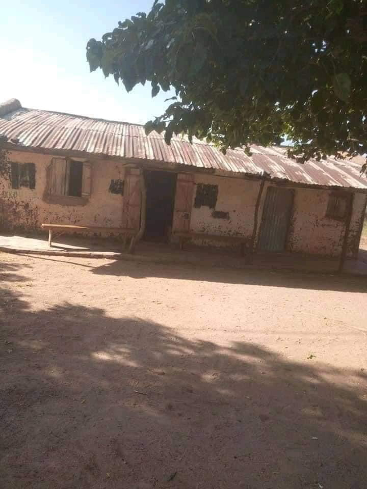 Gombe NBA 3 - Reactions As Photos Of Dilapidated Court Building In Gombe Surfaces