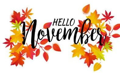 100 Happy New Month Messages, Wishes, Prayers For November 2020