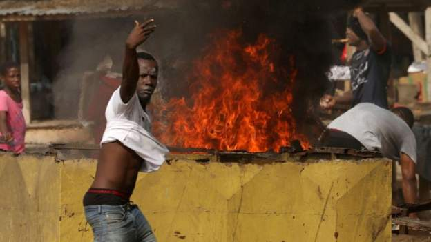 Ivory Coast Is On The Verge Of A Civil War