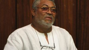 JJ Rawlings 300x169 - 'Jerry Rawlings Is Not Dead' – Says Late Ghana President, Atta Mills's Ghost Messenger – [Video]