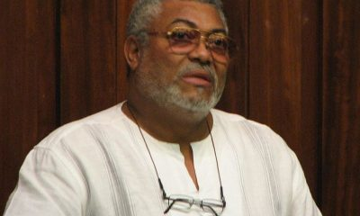 Date For Ex-Ghana President Jerry Rawlings Burial Fixed