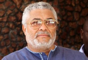 Jerry Rawlings 300x204 - Last Video Of Late Ex-Ghana President, JJ Rawlings Surfaces