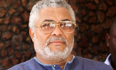 What Atiku Said About Jerry Rawlings' Death