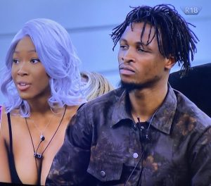 Laycon and Vee 300x264 - BBNaija Laycon, Vee To Consider Doing A Song Together In December