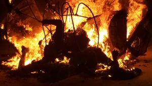 Man sets self and side chic on Fire 300x169 - Revealed: Why Married Man Sets Himself And Side Chic Ablaze In Benue