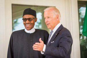 Muhammadu Buhari With Joe Biden 300x200 - World Leaders Express Differing Views On Biden's Success