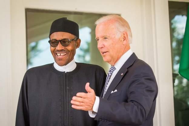 Biden and Buhari