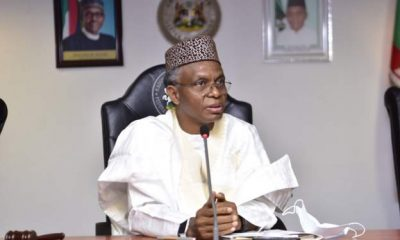 Implement My Committee's Report To Address Insecurity, El-Rufai Tells Buhari