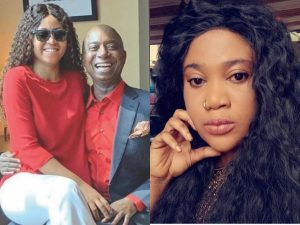 Ned Regina and Esther Nwachukwu 300x225 - Nigerian Actress Proposes To Become Ned Nwoko's 8th Wife