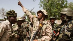 Nigerian Army 300x169 - Soldiers kill Kidnapper, Rescue Hostages In Katsina