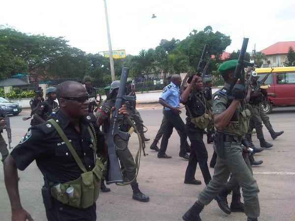 Kagara: Police deploy officers to Niger State