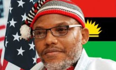 Biafra: Igbo Group Ask UK To Revoke Nnamdi Kanu's British Citizenship